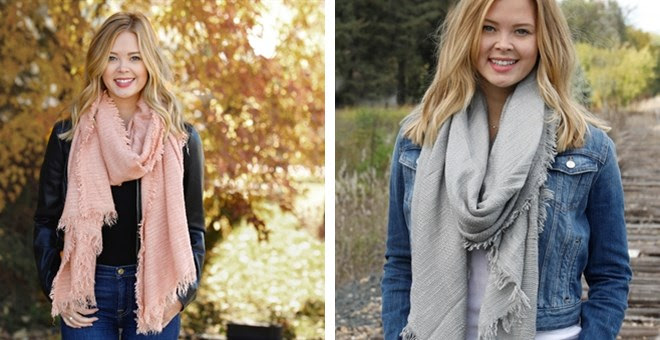 Ultra Soft Scarf Collection | Clearance