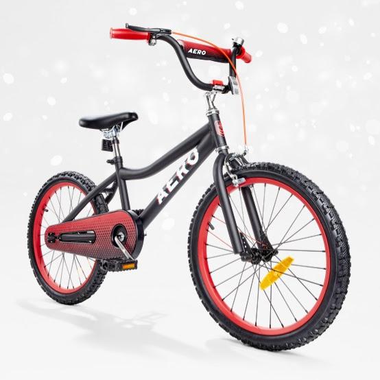 50cm Aero bike.