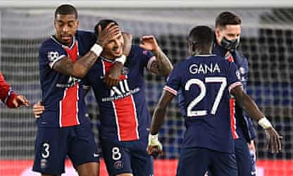 Holders Bayern Munich go out to PSG