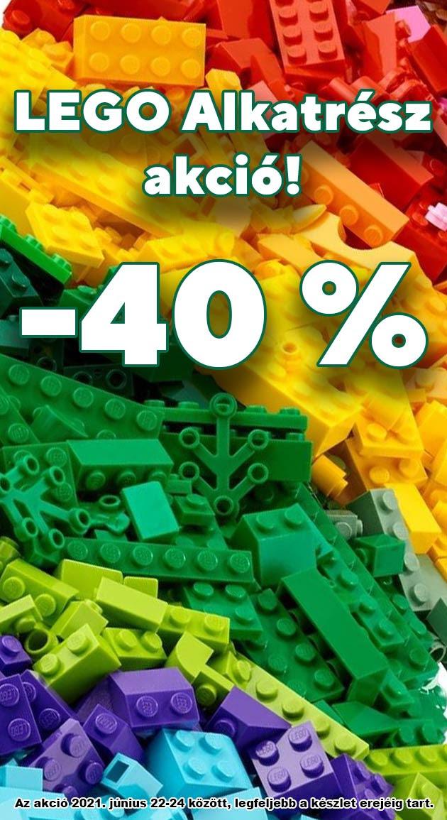 LEGO Alkatrész akció