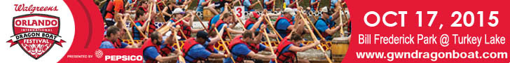 Orlando International Dragon Boat Festival 2015