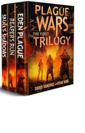 Plague Wars Trilogy by David VanDyke and Ryan King