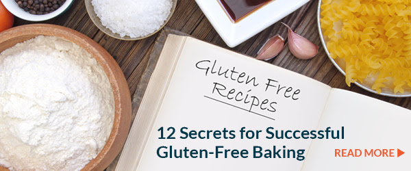 12 Secrets for successful gluten-free baking