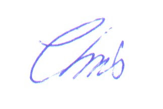 sign Chris