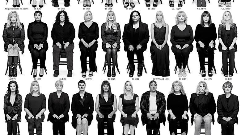 'I'm no longer afraid' - 35 women...