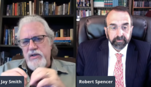"Video: Jay Smith interviews Robert Spencer on ""Did Muhammad Exist?"""