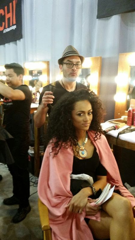 Farouk Systems, Miss USA 2017 – Her Crowning Look by CHI Haircare