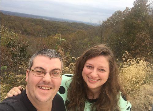 Jordon and Hannah Taff