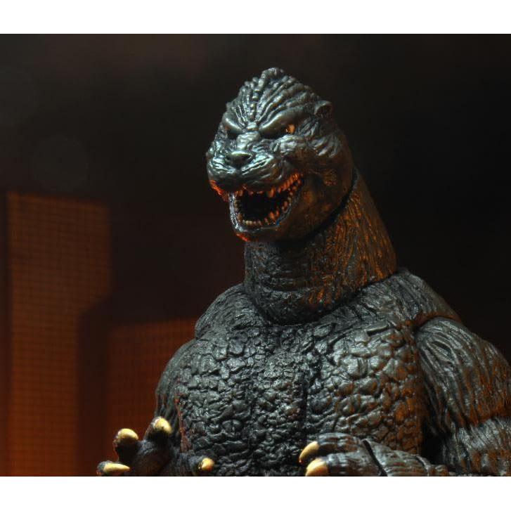 """Image of Godzilla - 12"""" Head to Tail Action Figure - Classic 1989 Godzilla - JUNE 2020"""