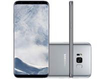 Smartphone Samsung Galaxy S8+ 64GB Prata Dual Chip