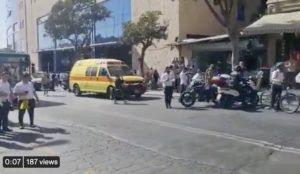 Israel: Muslim stabs two Israelis in store next to Jerusalem Central Bus Station
