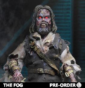 The Fog Captain Blake Figure
