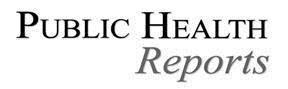 Public Health Reports logo