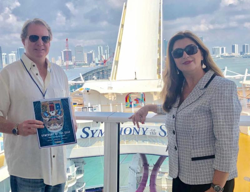David Ross & Daniela Otero