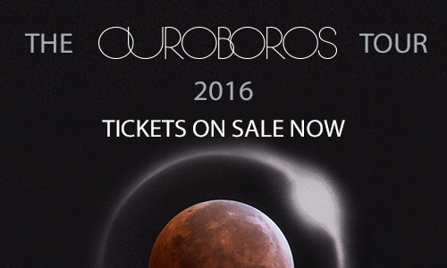 The Ouroboros Tour 2016