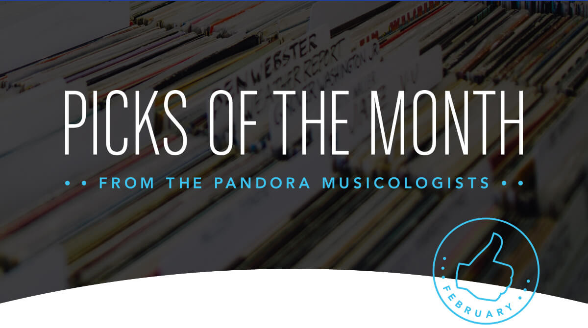 Pandora Staff Picks