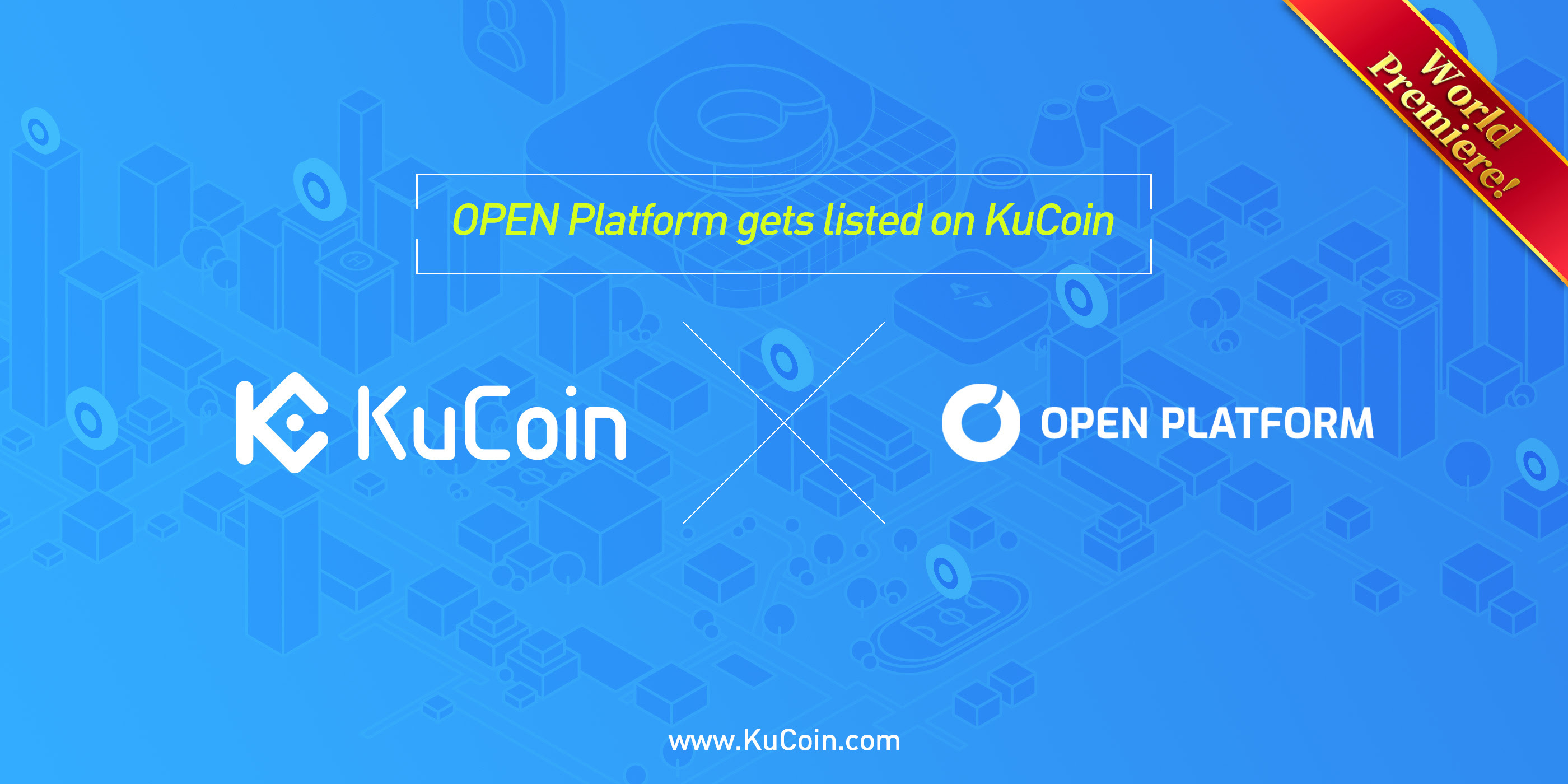 OPEN Platform (OPEN) Gets Listed On KuCoin