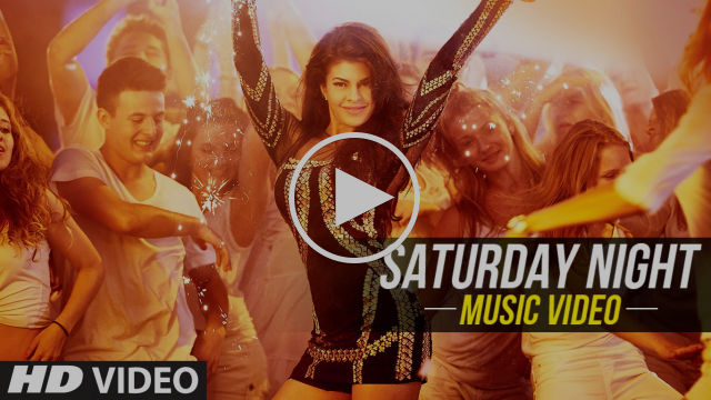 'Saturday Night' VIDEO Song | Bangistan | Jacqueline Fernandez | Riteish Deshmukh, Pulkit Samrat