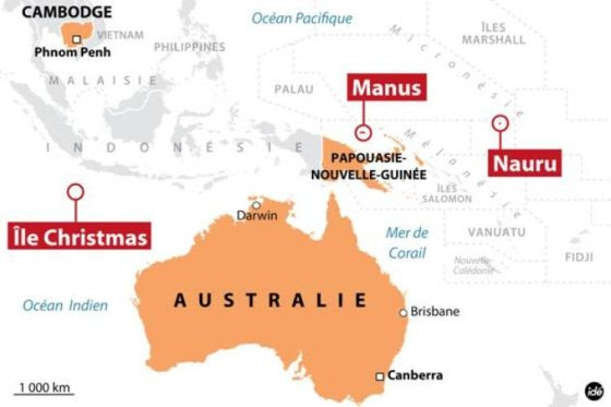 Xénophobie d'Etat en Australie