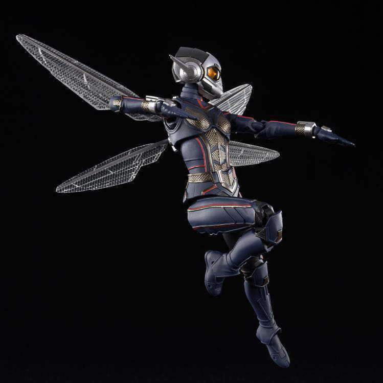 Image of Ant-Man and the Wasp S.H.Figuarts Wasp & Tamashii Stage