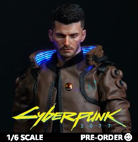Cyberpunk 2077 V (Male) 1/6 Scale Figure