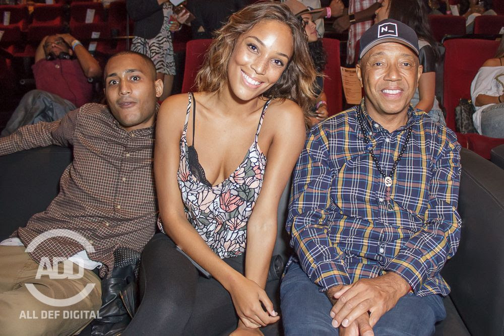 Russell Simmons 100814