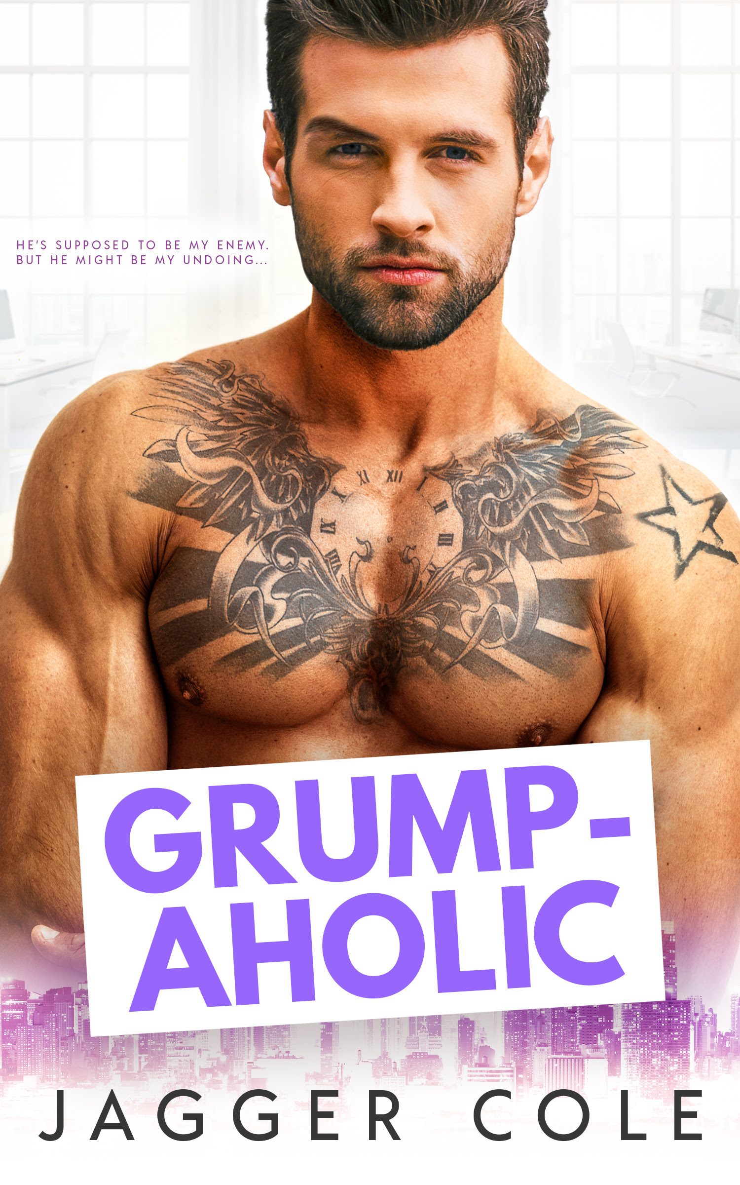Cover for 'Grumpaholic'