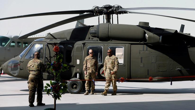 El Pentágono cierra un programa de entrenamiento de pilotos afganos tras desertar en EE.UU. el 40 % de los cadetes