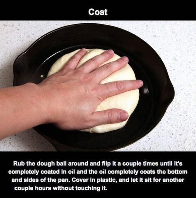 how to make a perfect pizza