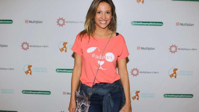 Luisa Mell pede prisão provisória do ex-marido pela Lei Maria da Penha