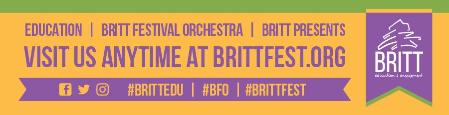 Visit Us Anytime at Brittfest.org