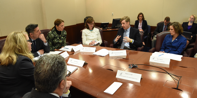 Mental Health and Substance Use Disorder Parity Task Force Holds Listening Session with Key Stakeholders