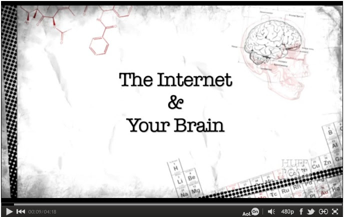 Your Brain and the Internet