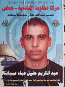 Palestinian 'martyr'