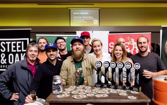 BCBA Best in Show Steamworks