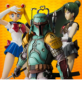 BANDAI JAPAN NEW ARRIVALS