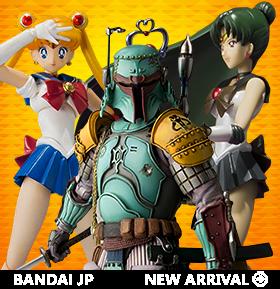 BANDAI JAPAN NEW ARRIVALS