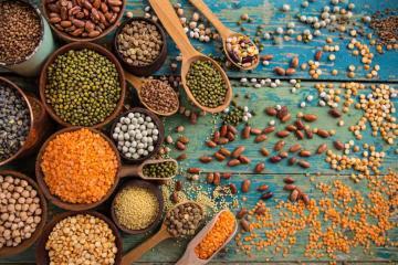 Consumo de legumbres en Perú alcanza los 7.5 kilos por persona al año