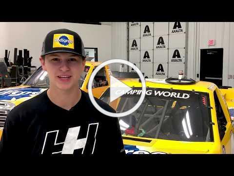 Driver Q&A: Todd Gilliland