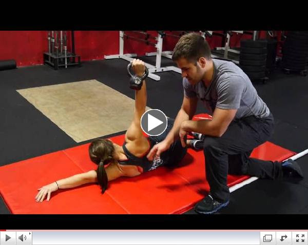 Day 1: Shoulder and hip mobility and prep