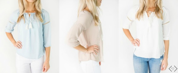 Style Steals: Favorite Tops from Cents of Style