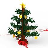 Christmas Tree Card Image