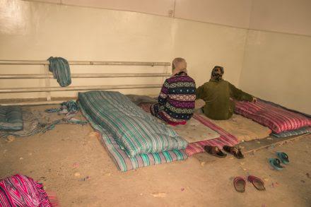 Prisão de Mulheres no Quirguistão