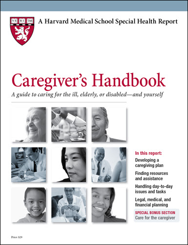 Product Page - Caregiver's Handbook