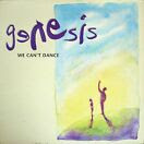 Genesis We Can't Dance Doppio 33 giri