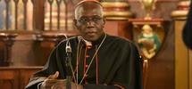 Kardynał Sarah mocno: Komunia dla rozwodników to herezja