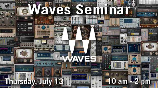 Sugar Hill, GA - Waves Software Seminar @ Peachstate Audio | Buford | Georgia | United States