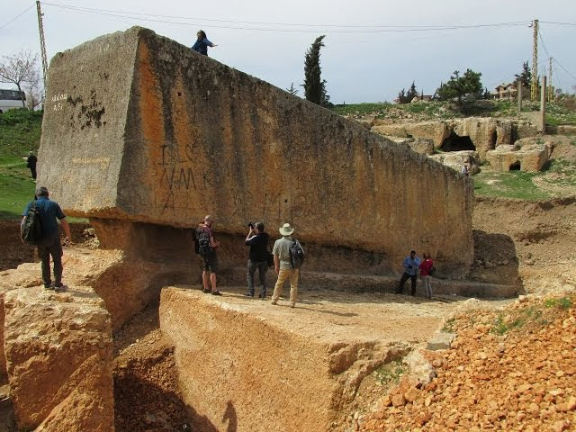 Megaliths Of The Gods: Baalbek In Lebanon  Sddefault