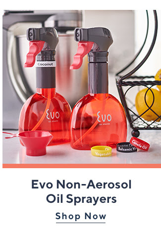 Evo Non-Aerosol Oil Sprayers