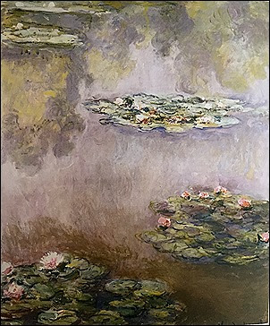 Claude Monet - Nympheas - No. 1